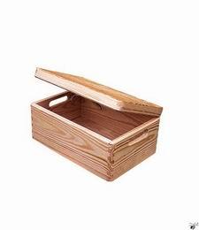 Krabièka døevìná 40x15x30