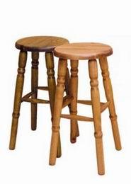 Døevìná židle z borovice