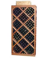 Stojan na víno - køíž D9