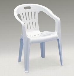 Plastová židle Piona bílá