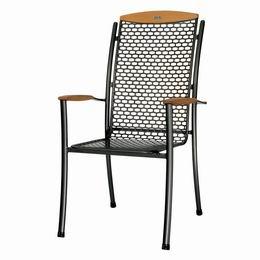 Kovová zahradní židle Princes 2001