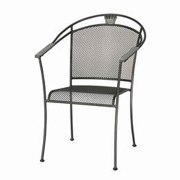 Kovová zahradní židle TERES 8010