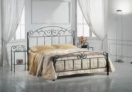 Kovová postel Judita 180x200
