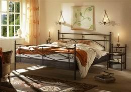Kovová postel Darja 180x210