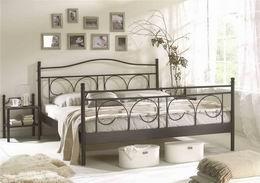 Kovová postel Ines 180x200
