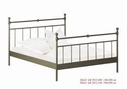 Kovová postel Maja 180x200