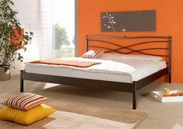 Kovová postel Angeleta 1 -140x200