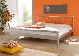 Kovová postel Angeleta 2. 180x210 - DOPRAVA ZDARMA