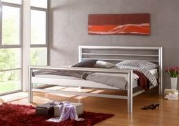 Kovová postel Manchester 140x210