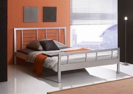 Kovová postel Wien 140 x 200 - Doprava zdarma
