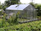 Pozinkovaný skleník L 6