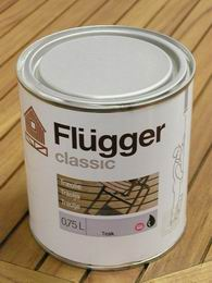 Olej Flugger - teak