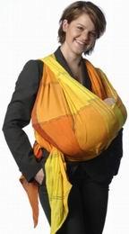 Šátky na nošení - šátek paradiso 450 cm