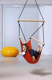 Dìtské sítì a køesla, Kids swinger