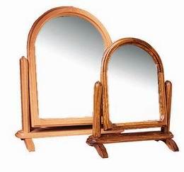 Døevìné zrcadlo 50X40