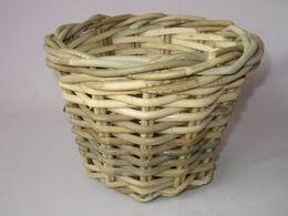 Ratanový košík Kooboo kulatý