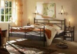 Kovová postel Darja 90x200