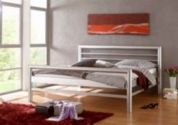 Kovová postel Manchester 90x200