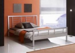 Kovová postel Wien 90x200