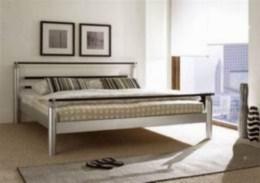 Kovová postel Rom 90x200