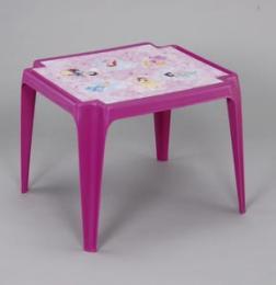 Dìtský stoleèek rùžový Princess