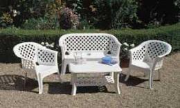 Zahradní plastový set  Veranda