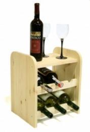 Stojan na víno RW-3-6P