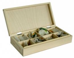 Døevìná krabièka na èaj