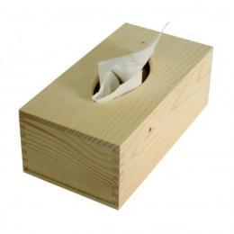 Døevìná krabièka na ubrousky S-32 - zvìtšit obrázek