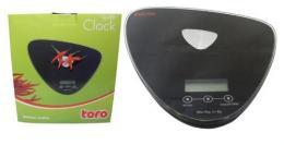 TORO 264102 Kuchyòská váha elektronická do 5 Kg