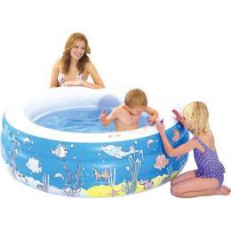 Bazén - nafukovací kulatý