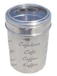 Dóza - na kávu nerezová - 270132