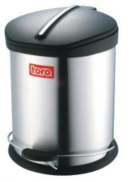 Nerezový odpadkový koš Toro 20L