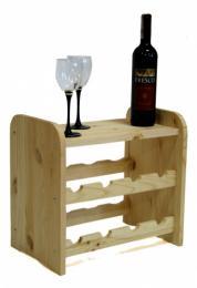 Regál na víno