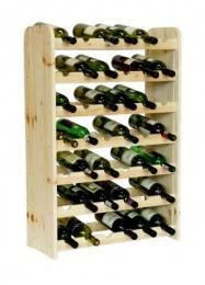 Regál na víno - 42 lahví
