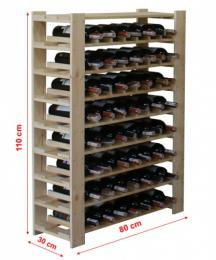 Vinný regál - MAXI 2 - 56 lahví