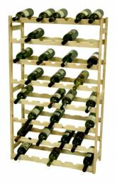 Regál na víno - 56 lahví