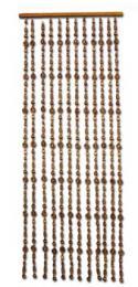 Závìs korálkový 80cm pøírodní + olše