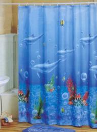 Závìs sprchový textilní 261659