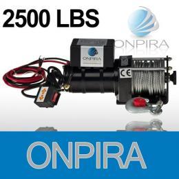 Elektrický naviják Onpira ATV 2 500 LBS (1,1 T; 12 V)