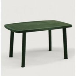 Zahradní plastový stùl Faretto - zelený