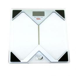 Osobní elektronická váha do 150ti kg 28 x 28 x 2,6 cm 264001