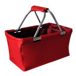 Košík nákupní skládací 29 L