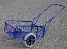 Vozík RAPID VI - plastová kola
