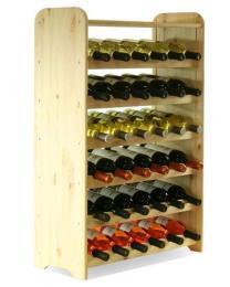 Regál na víno - 36lahví