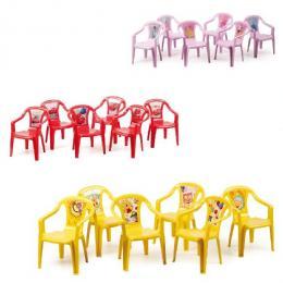 Dìtská židlièka medvídek PÙ - žlutá