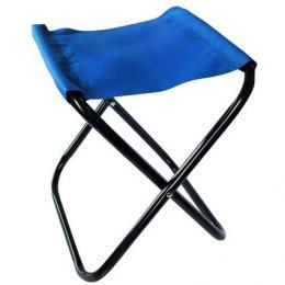 Kempingová stolièka skládací modrá