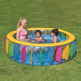 Barevný bazén 182x45