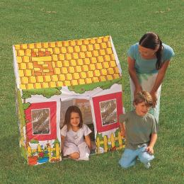 Textilní domek - stan 101x76x114