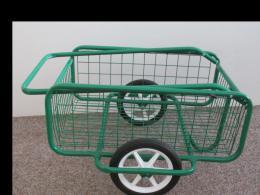 Vozík POPULÁR 1 - sklopné madlo